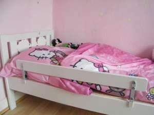 bergang von gitterbett zum gro en bett. Black Bedroom Furniture Sets. Home Design Ideas