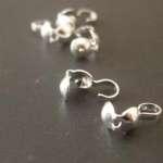 kalotten 150x150 Ketten und Ohrringe mit Perlen selber basteln