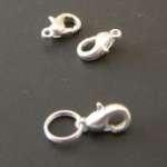karabiner 150x150 Ketten und Ohrringe mit Perlen selber basteln