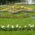Anlegen eines Formalen Gartens