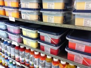Wandgestaltung mit Farben - Zimmer ausmalen