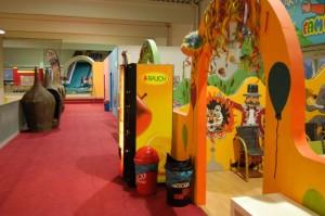 Geburtstagsräume im Family Fun 300x199 Erfahrungsbericht: Indoorspielplatz Family Fun in Wien