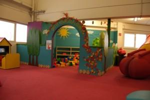 Riesenlegosteine Indoorspielplatz Family Fun