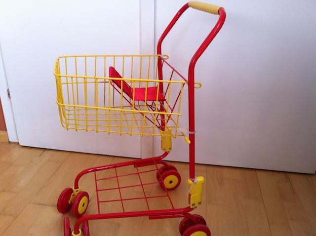 einkaufswagen f r kinder kinderspielzeug meinhaushalt. Black Bedroom Furniture Sets. Home Design Ideas