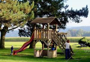 Kletterturm für Kinder