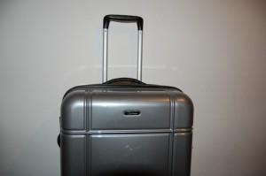 Aufbewahrung von Koffer