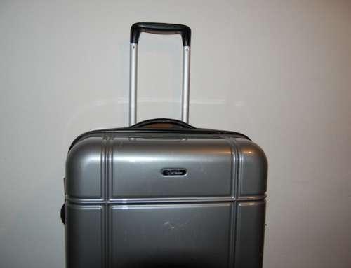Damit Koffer besser riechen