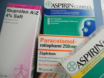 Medikamente - Reiseapotheke