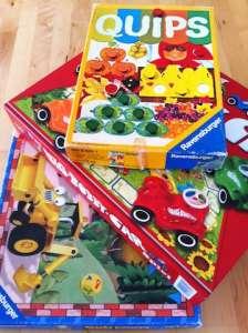 Gesellschaftsspiele für dreijährige Kinder - Kinderspielzeug