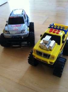 Grosse Autos für Kinder - Kinderspielzeug
