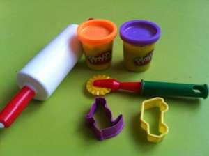 Knetgummi für Kinder - Kinderspielzeug