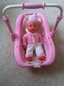 Maxi Cosi für Puppen - Kinderspielzeug