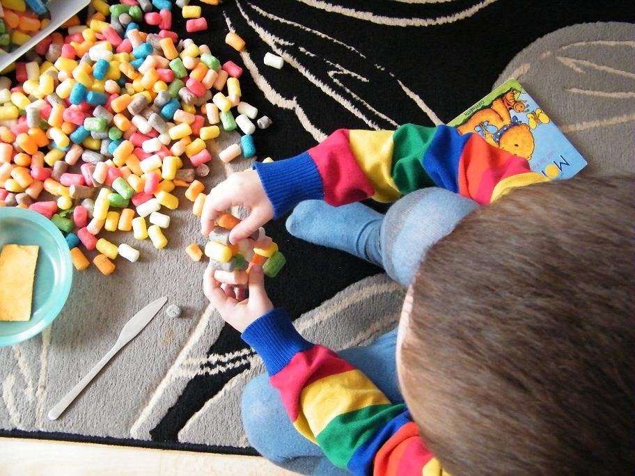 Kinder Basteln Mit Playmais