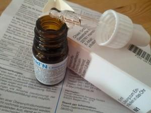 Ohrentropfen gegen Mittelohrentzündung