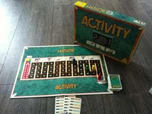 Activity - Gesellschaftsspiel