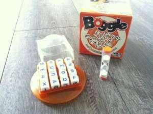 Boggle - Gesellschatsspiel