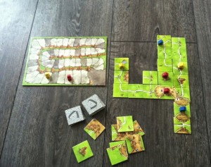Carcassonne - Gesellschaftsspiel