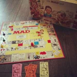 Das MAD Spiel - Brettspiel