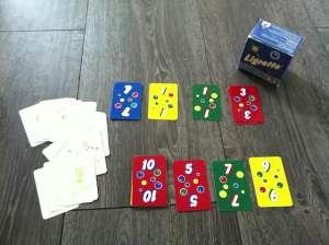 Ligretto - Kartenspiel