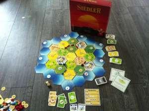 Siedler von Catan - Gesellschaftsspiel