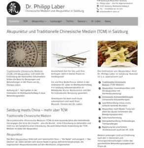 Dr. Laber - TCM und Akupunktur in Salzburg