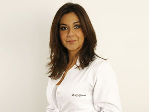 Dr. med. Gita Gharari, Hautärztin bei Dermacare