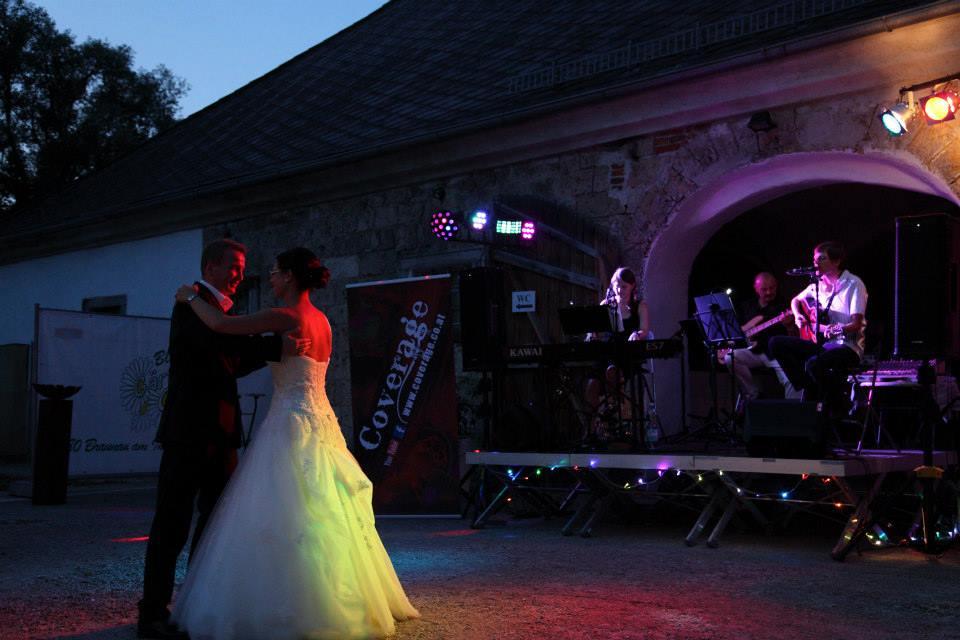 Hochzeitsband Coverage aus Linz