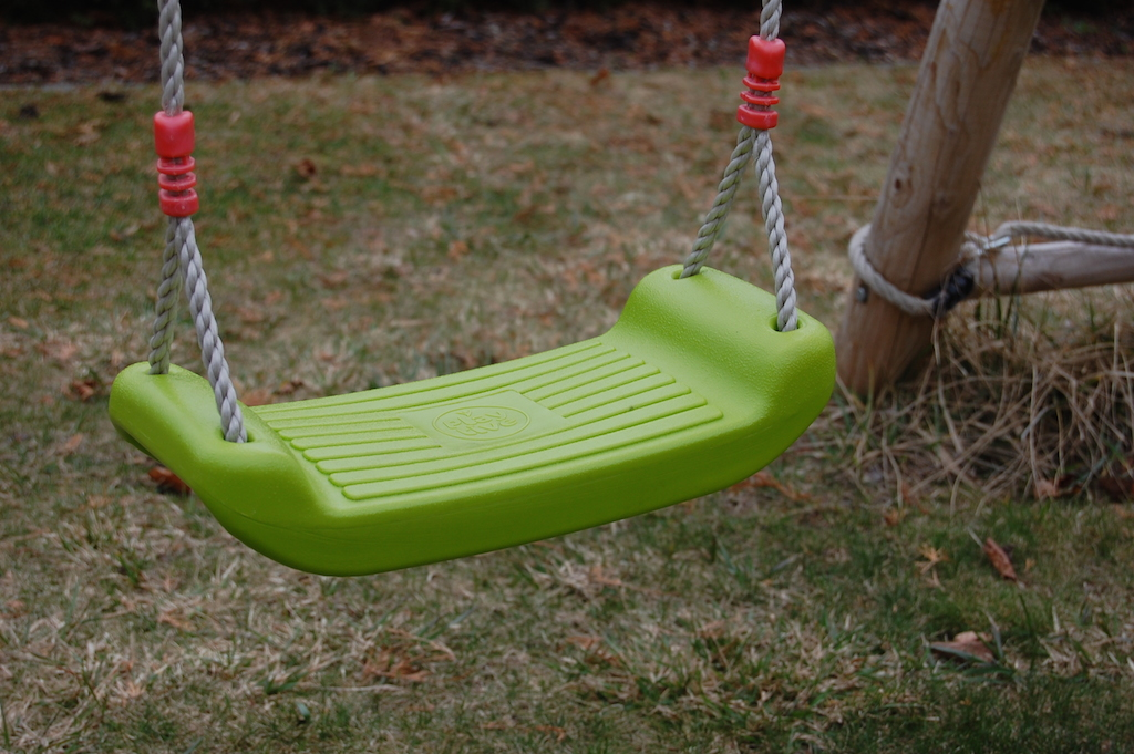 Gartengestaltung mit Kinder - Schaukel