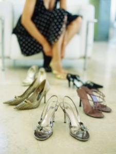 Schuhsammlung - Damenschuhe