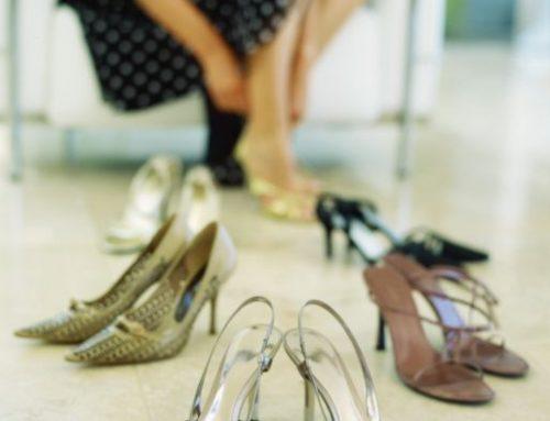 Was Schuhe über Frauen verraten