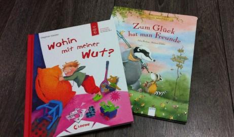 Pädagogisch wertvolle Bilderbücher für Kinder zur Förderung der sozial-emotionalen Ebene
