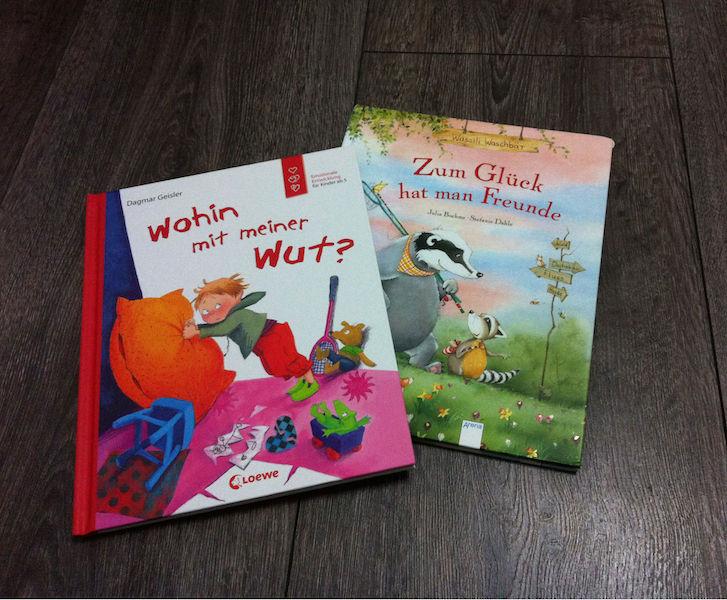 Pädagogisch wertvolle Kinderbücher