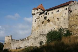 Burg Liechtenstein in Niederösterreich