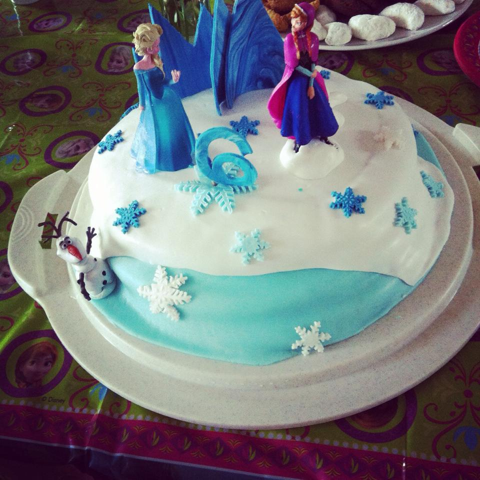 Elsa And Anna Pictures For Cake