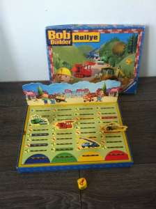 Gesellschaftsspiele - Bob der Baumeister Rally