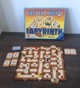 Gesellschaftsspiele - Das verrückte Labyrinth