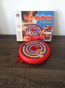 Gesellschaftsspiele - Rabbatz