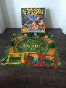 Gesellschaftsspiele - Safari