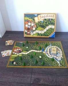 Gesellschaftsspiele - Sagaland