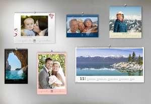 Fotokalender mit Bipa-Software selber gestalten