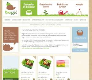 Bioigel - Regionales Obst und Gemüse in Niederösterreich und Wien