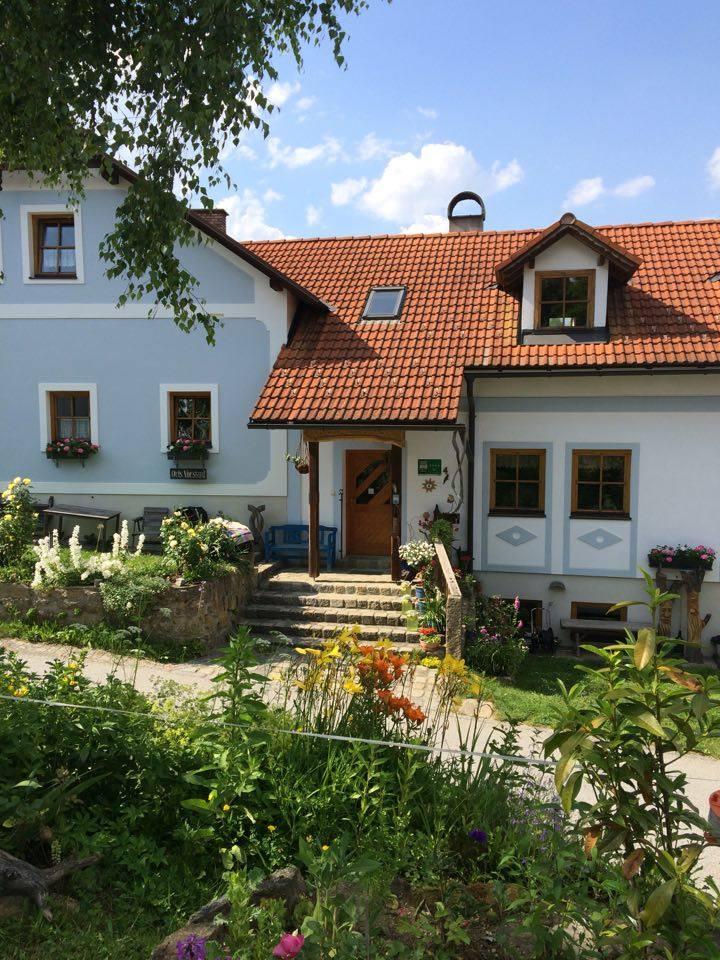 Bio-Bauernhof Besenbäck in Rapottenstein