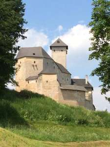 Burg Rapottenstein im Waldviertel
