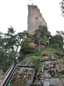 Ruine Arbesbach im Waldviertel