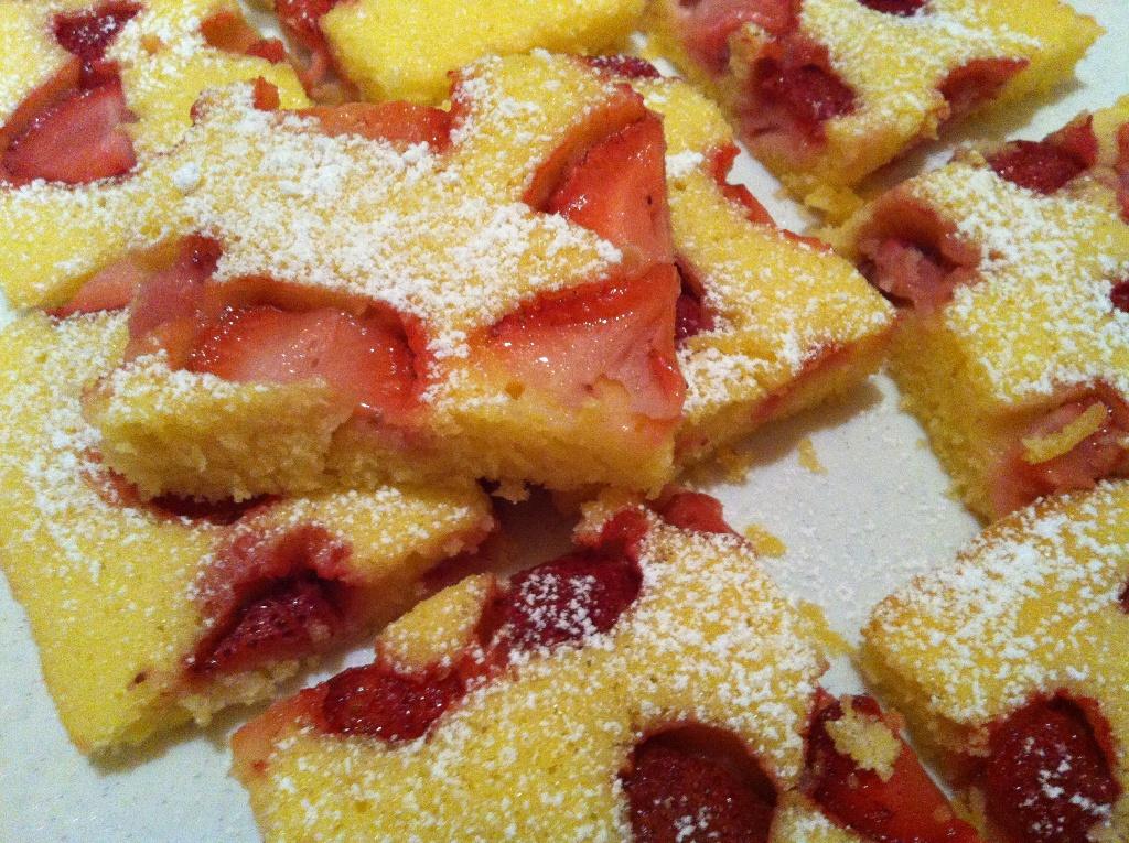 Obstkuchen - Blechkuchen