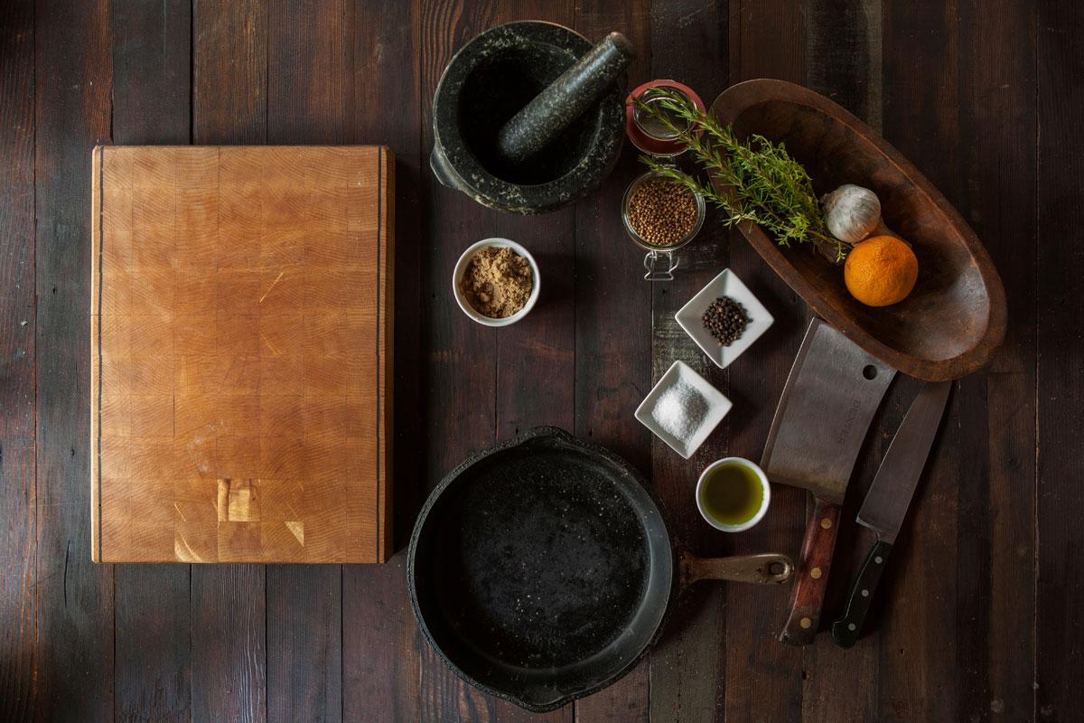 Küchenplatte