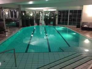 Hotel Astoria Garden - Wellness - Hallenbad