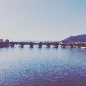 Sehenswürdigkeiten: Karlsbrücke in Prag