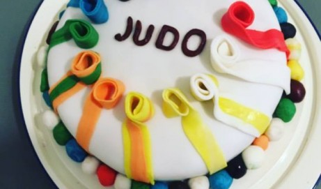 Anleitung für eine Judotorte