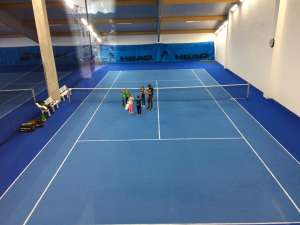 Tennis Training für Kinder in Sport Center Stindl in Gänserndorf